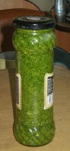 Зелёная аджика. Аджика из острого и сладкого перца