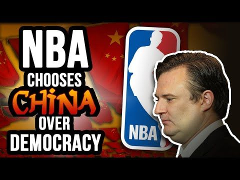 8. Oktober 2019 – VIDEO – NBA BACKS CHINA, NICHT DEMOKRATIE: Houston Rockets Daryl …   – Sports News/Information, Memorable People & Moments – USA, Canada, and International Sports