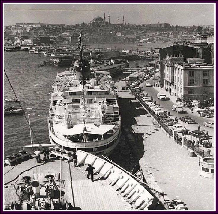 Karaköy- 1954 / İstanbul