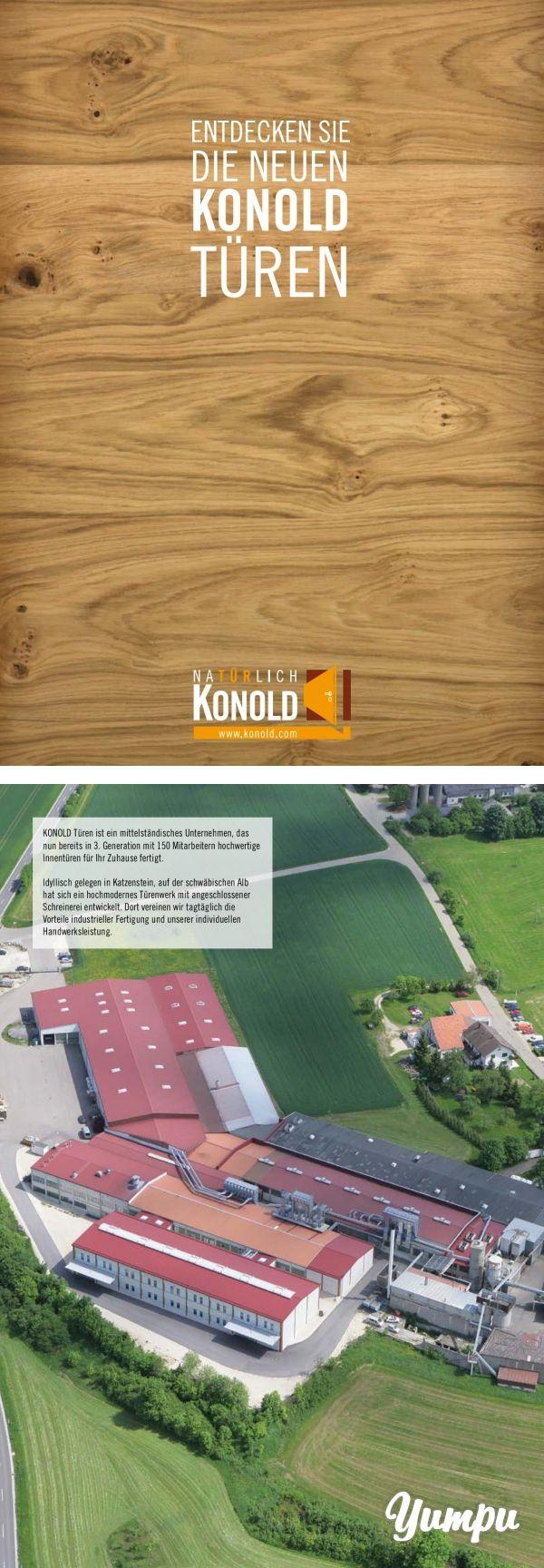 Konold furnierte Türen - Konold hat seine neuen furnierte Zimmertüren toll in Szene gesetzt. Sehenswerte Ausfürhungen und klasse Designs überzeugen bei konstant hoher Qualität. Lassen Sie sich in diesem Magazin von den Neuigkeiten inspirieren.