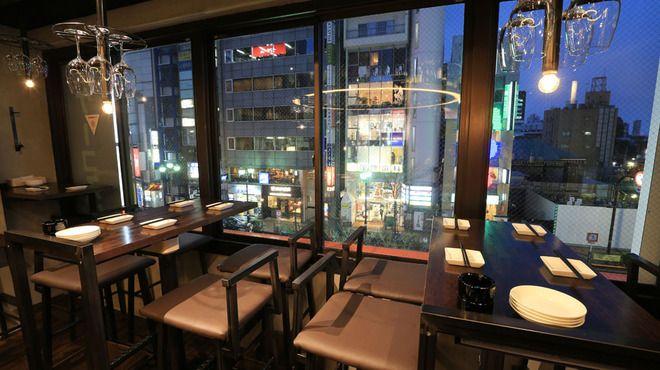 3階 肉バル ノースマン 六本木本店 - 六本木/バル・バール [食べログ]