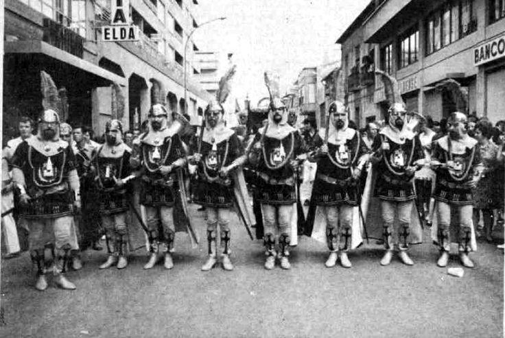 Moros y Cristianos Elda 1974