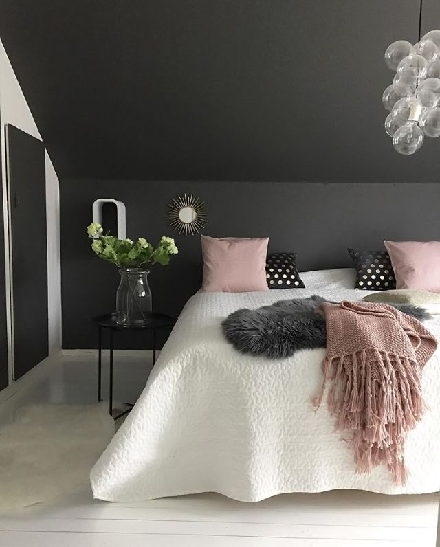 25 Best Ideas About Pink Black Bedrooms On Pinterest Pink Home Office Paint The Undertones And Red Master Bedroom