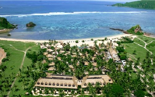 Explore This Lombok Beach Resort - Novotel Senggigi, another recommended place
