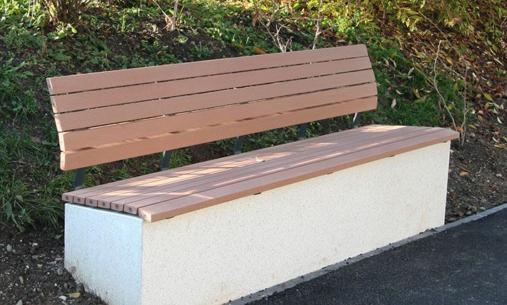 composite park benches for sale