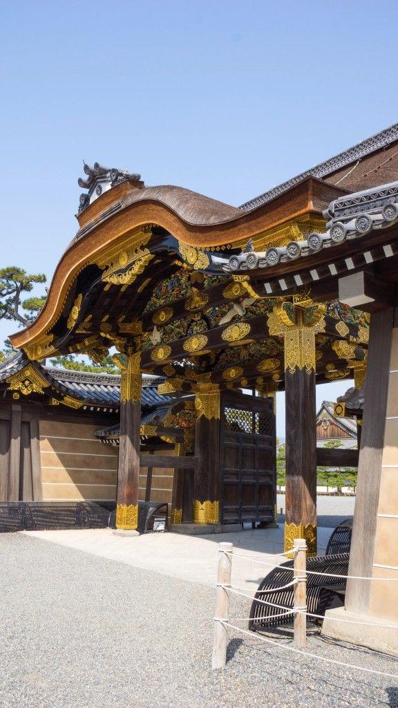 Nijo Castle, Kyoto, Japan | cultivatorkitchen.com