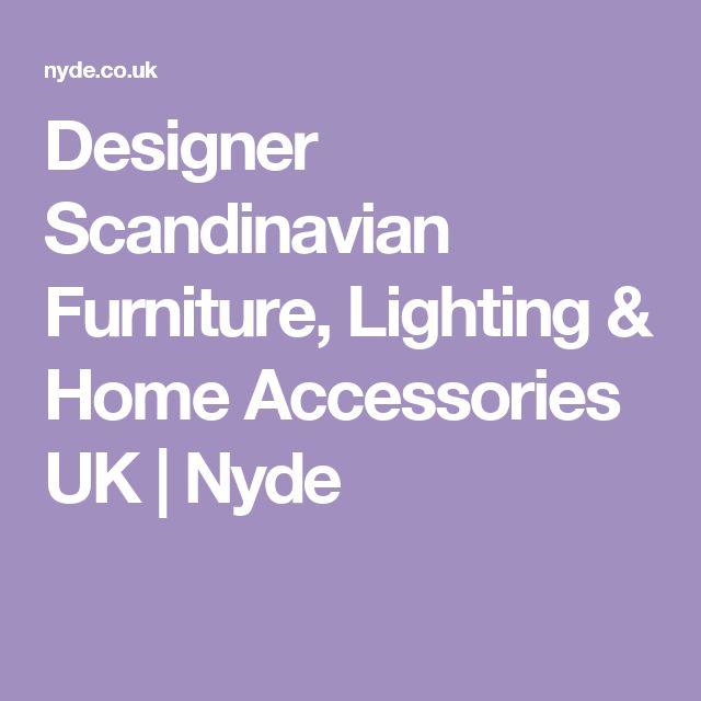 Beautiful Designer Scandinavian Furniture, Lighting U0026 Home Accessories UK   Nyde