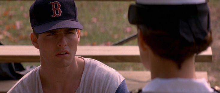 Boston Red Sox  cap worn by Tom Cruise in A FEW GOOD MEN (1992) @bostonredsox