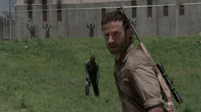 the walking dead zombies all season | Get Your Zombie on With 'The Walking Dead' GIFs