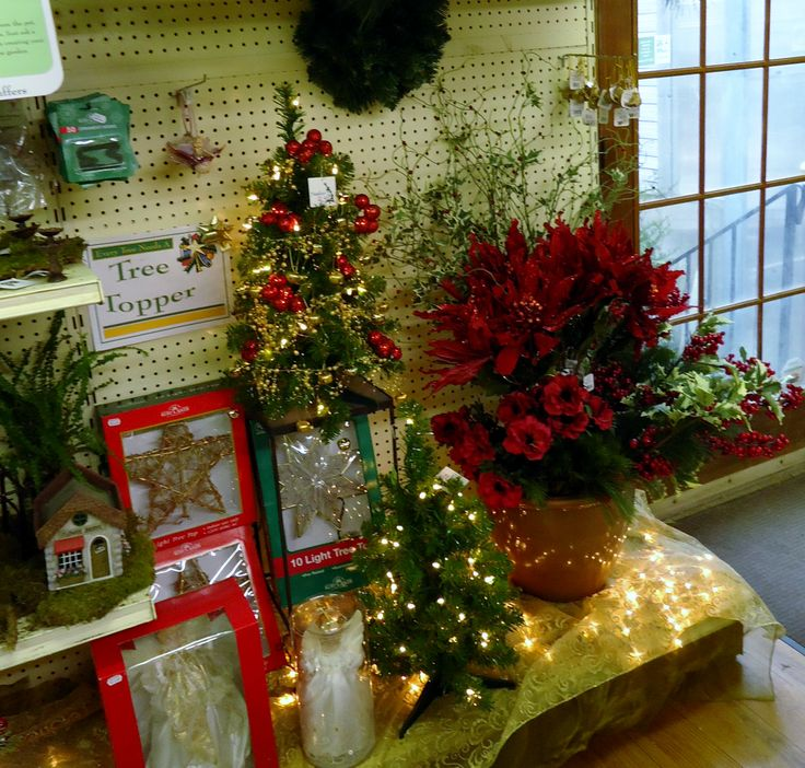 Pinterest Country Christmas Decorations Photograph