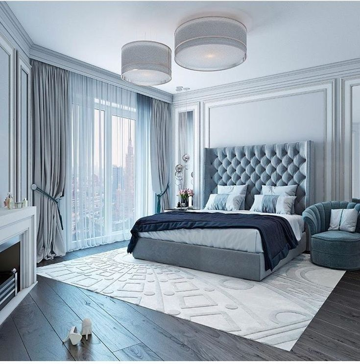 34 Amazing Luxury Master Bedroom Design Ideas 29 Luxury Bedroom