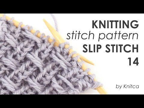 Slip-Stitch :: 14 | Knitca™