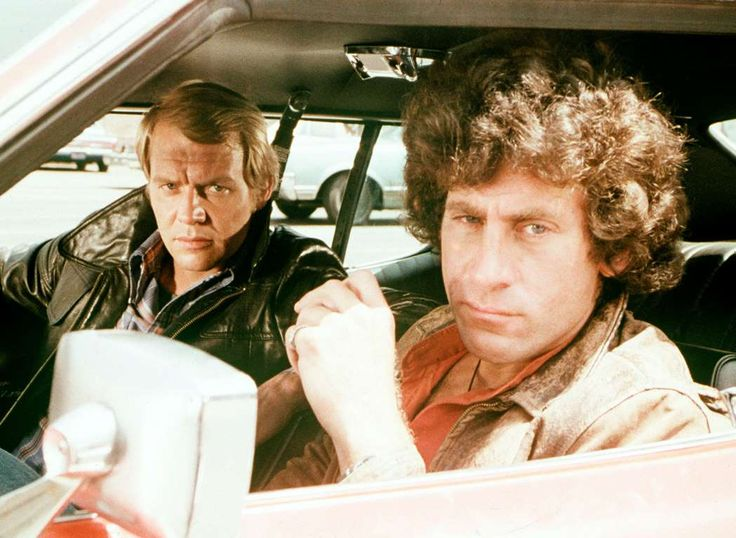 36 - ABC - Starsky and Hutch (1975 - 1979) - David Starsky and Kenneth Hutchinson