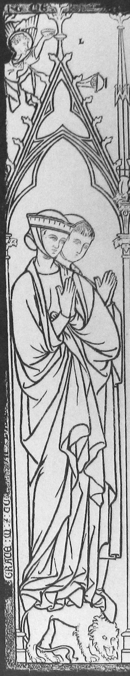 Unknown Châlons-en-Champagne Woman A (1280)