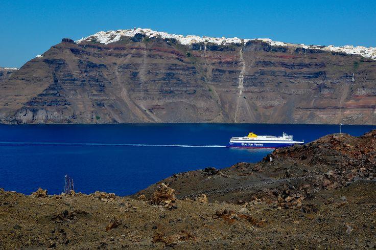 Cruising - Santorini/Fira/Oia (from #luisdehoyos at www.500px.com/dhclicks )