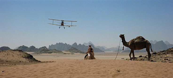 cinematography in lawrence of arabia essay Here, he examines lawrence of arabia for what it got right -- and what it got   the end result is a film that trades strict historical accuracy for a.