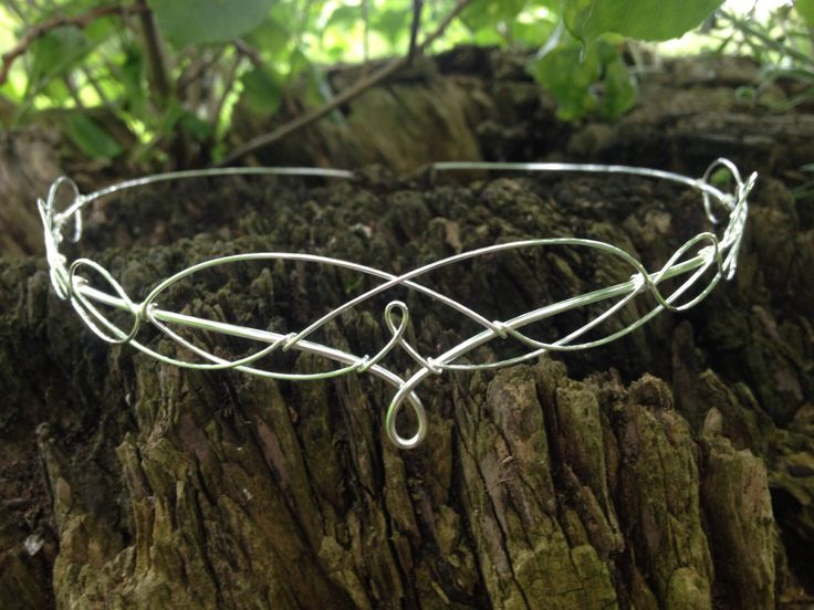 A personal favourite from my Etsy shop https://www.etsy.com/uk/listing/449235792/silver-elven-celtic-medieval-headdress