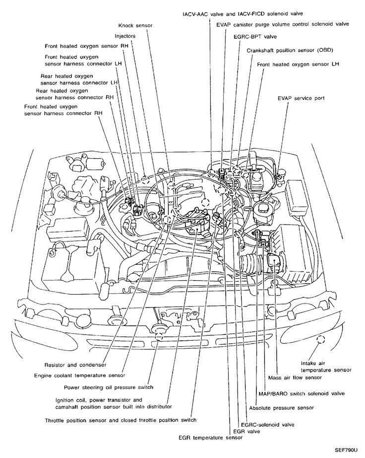 97 nissan pathfinder wiring diagram