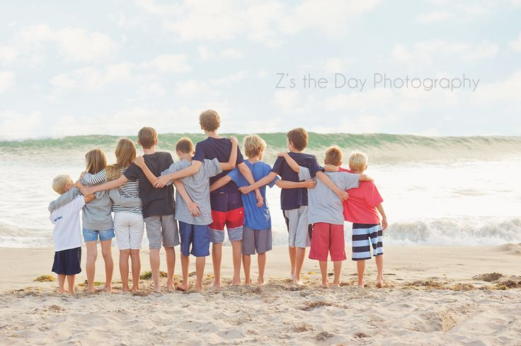 {cousins} lifestyle beach photo session Z's the Day Photography