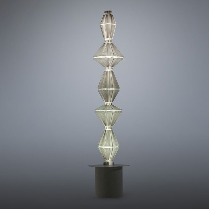 Oiphorique P PE Floor Light by Parachilna. Get it at LightForm.ca
