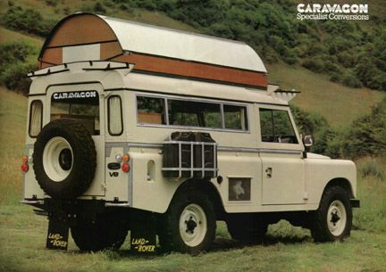"#Landrover 109"" #Series #dormobile Adventure Camper"