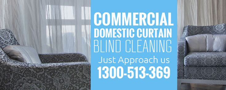 Most of the people in Brisbane use curtains and blinds to decorate the interiors of their home. Over time, they become dirty and can cause many health issues. There are a number of benefits of curtain and blind cleaning that you can have at your home in Brisbane