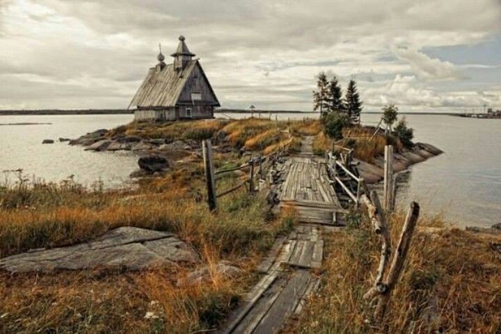 Karelia, once Finland, now Russia