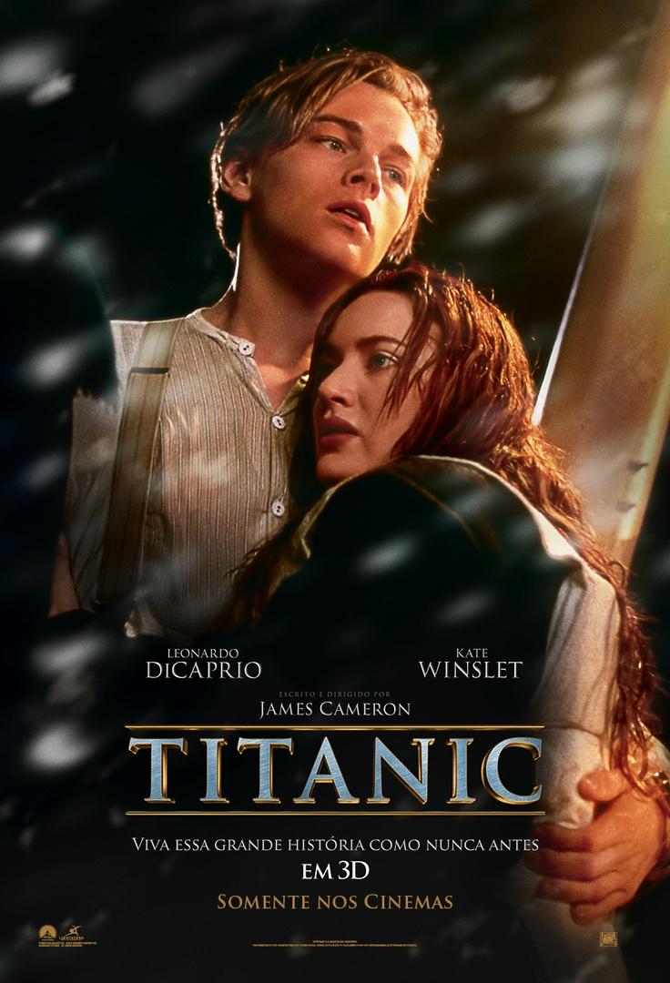 Titanic | País: EUA | Gênero: Drama,Romance | Lançamento Nacional: 13/04/2012 | Distribuidor: 20th Century Fox