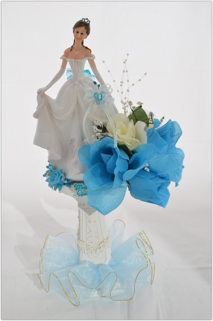 54 best Centerpieces Sweet 16 * Quinceanera images on Pinterest ...