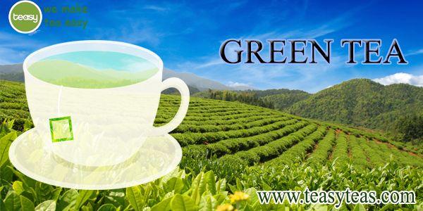 Pin by Teasy Teas on Green tea | Pinterest