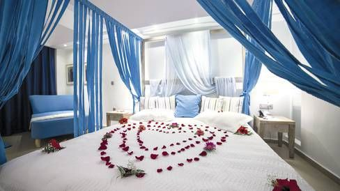 Thomson Holidays - Oceanis Beach & Spa Resort in Psalidi - Rooms