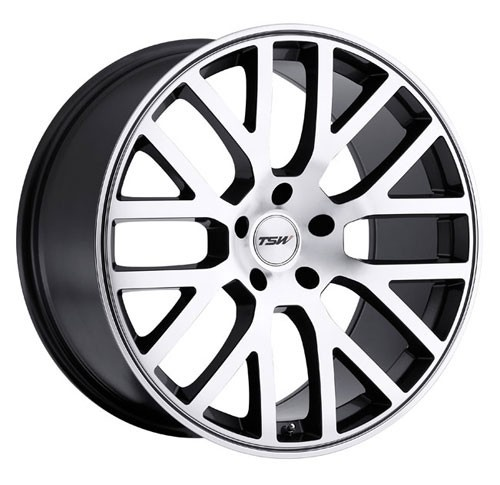 TSW Wheels TSW Donington Gunmetal with Machined Face Wheels - TSW Wheels Wheels on sale, cheap rims, cheap wheels from TSW Wheels at discount prices