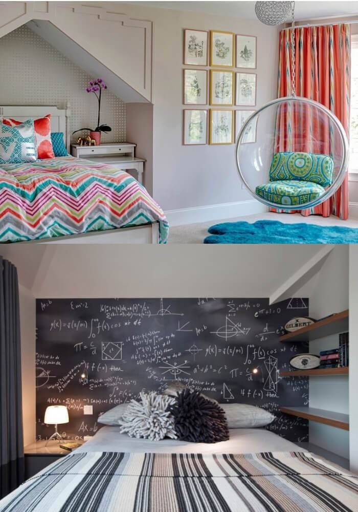 37+ Cool Bedroom Decorating Ideas For Teens - FarmFoodFamily - Teen Room Decorating Ideas