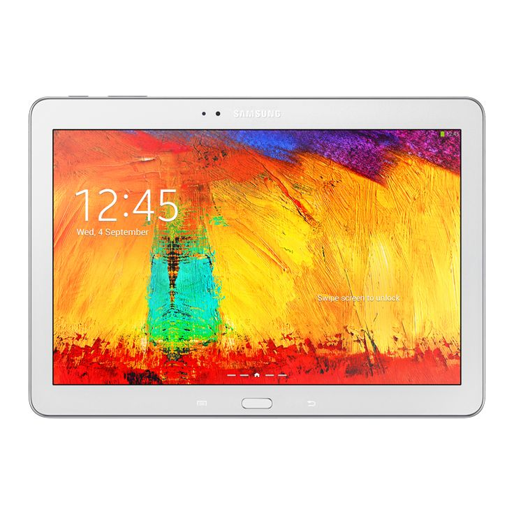 "Samsung Galaxy Note 10.1"" 16GB 3G 2014 Edition P6050 White EU"