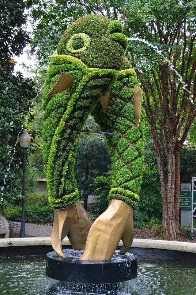 Wirklich Einfallsreich! Garden SculpturesFish SculptureBotanical ...