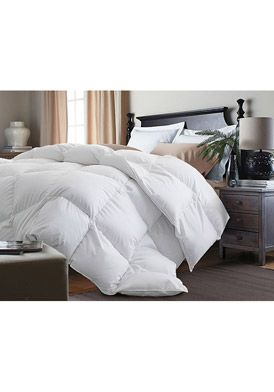 Blue Ridge Home Fashions 7401 Home,White Cotton Goose and Feather Down Comforter, Bedding & Bath Blue Ridge Home Fashions Down Comforters Home