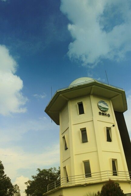 BMKG Building, Jambi - Indonesia.
