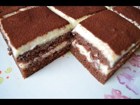 Tiramisu Tart Tarifi - Tiramisu Pasta Yapımı - YouTube
