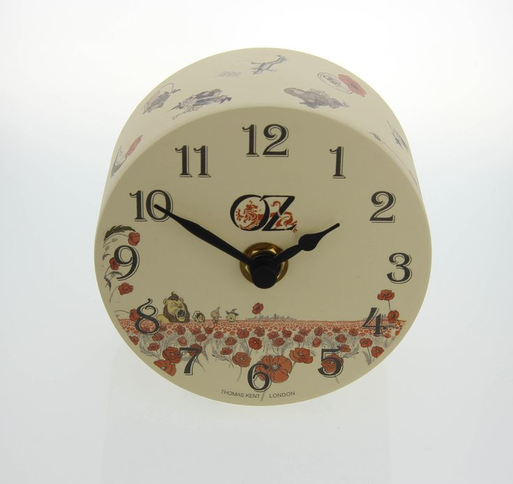 All That I Need - Wizard Of Oz Clock, $39.00 (http://www.allthatineed.com.au/products/wizard-of-oz-clock.html)