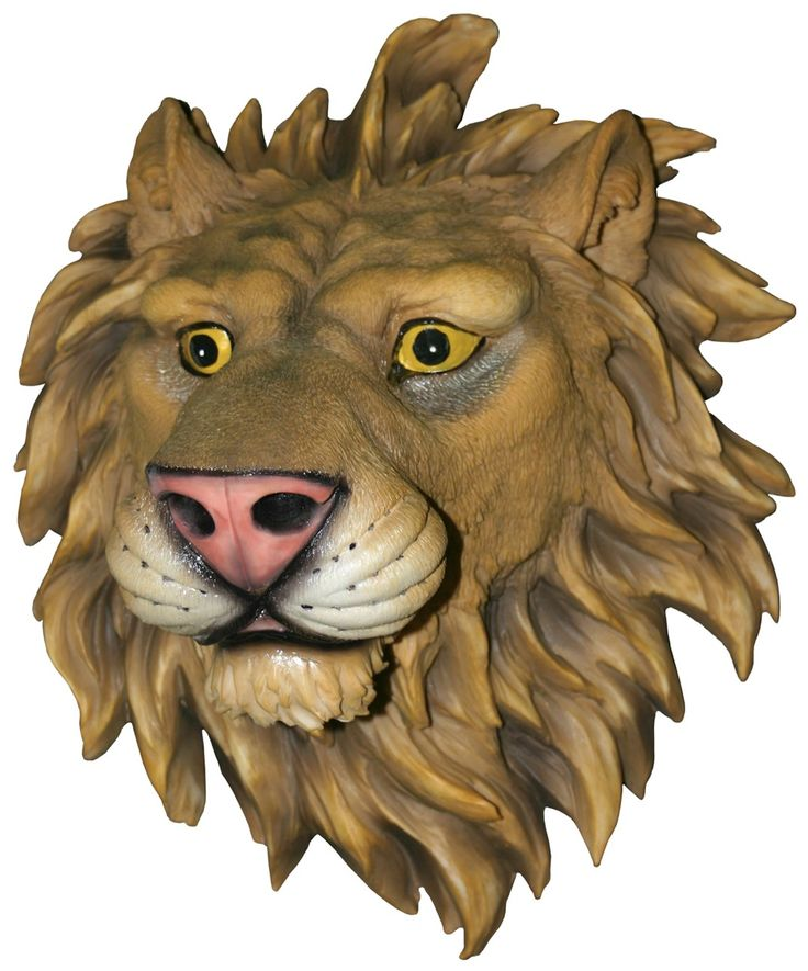 Attack Plaque Wall Art   Lion