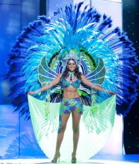 Национальный бразильский костюм костюм
