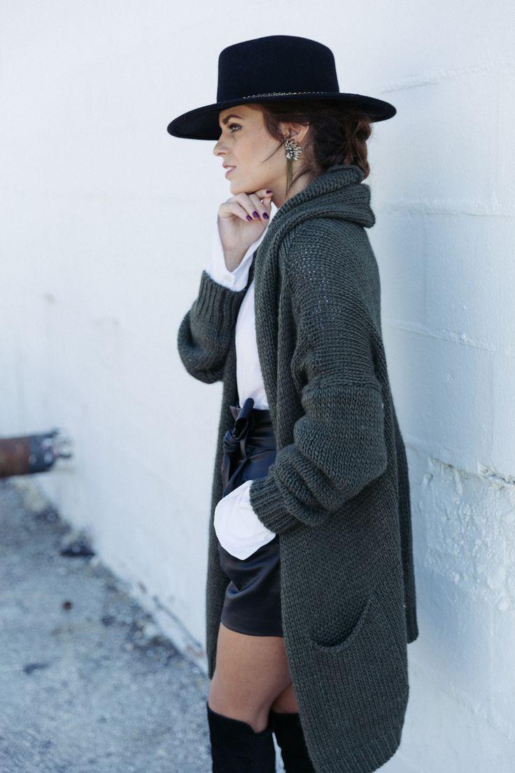 Jessie Chanes Seams for a desire - Three ways to wear a maxi cardigan-15