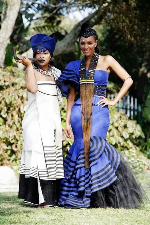 Xhosa traditional wear