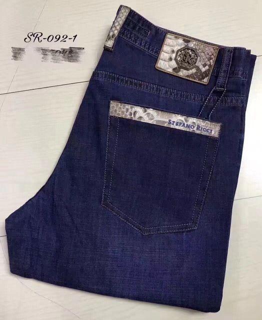 El multimillonario de Alta Costura Italiana de los hombres pantalones vaqueros de color sólido excelente calidad pantalones vaqueros de marca, envío gratis