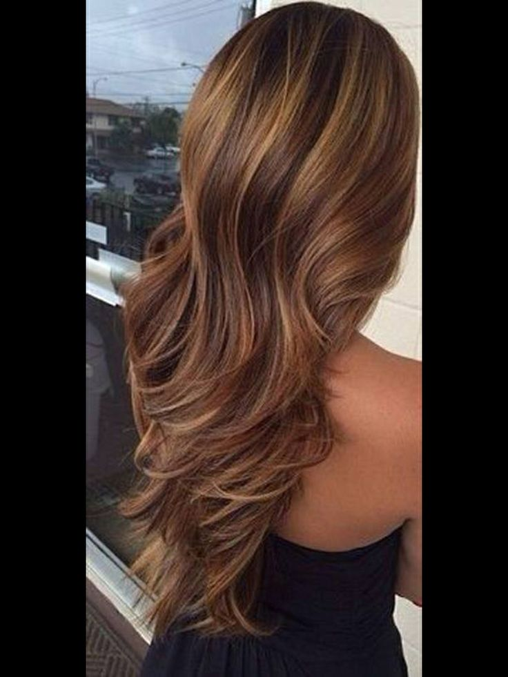 Brown Balayage Red You Want To Achieve This Beautiful Color If You Are A