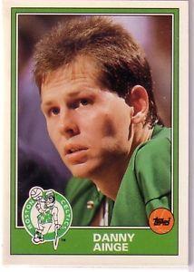 Danny Ainge Celtics | 1993-Topps-Archives-BOSTON-CELTICS-Team-Set-5-DANNY-AINGE-REGGIE-LEWIS