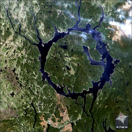 Earthshots puts visually stunning #Landsat data to use — #Science via @frontiersi @nasa @usgs