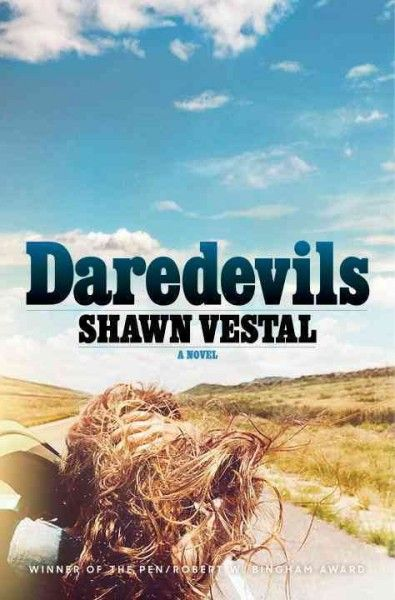 """Daredevils by Shawn Vestal - Fifteen-year-old Loretta slips out of her bedroom window to meet her """"Gentile"""" boyfriend. This time, however, her strict Mormon parents catch her returning at dawn and quickly arrange for her to marry the upstanding Dean Harder, a devout yet materialistic fundamentalist who already has a wife and a brood of kids. Trapped in her role as a """"sister wife,"""" Loretta dreams of another, better future. 