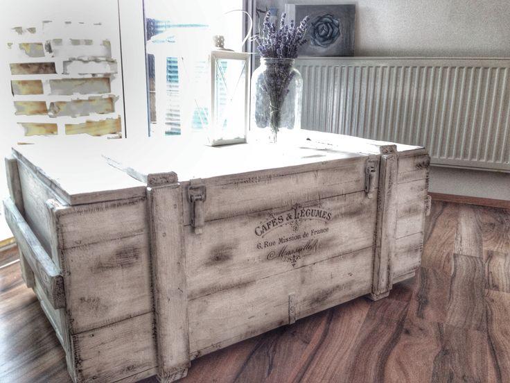 Renovation old box