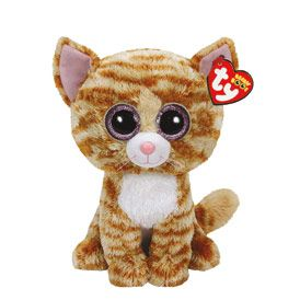 TY Beanie Boos Small Tabitha the Cat Soft Toy